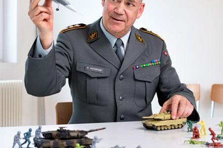 Pro: Weg mit dem Mythos der Wehrpflicht!
