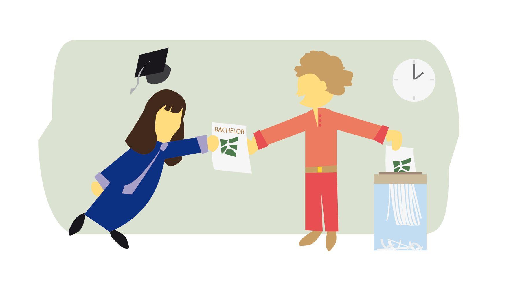 Como hacer un curriculum vitae para un estudiante de secundaria