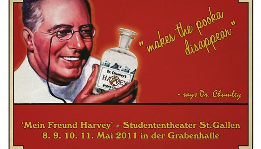 «Mein Freund Harvey» im Studententheater