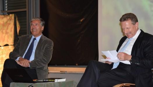Alumni-Event der HSG-Offiziere mit Dr. Josef Ackermann