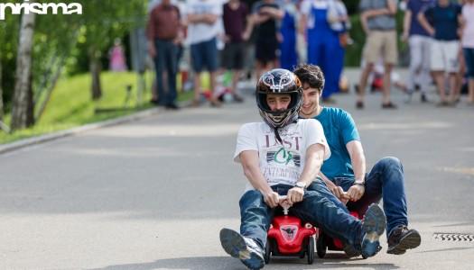 Bilderstrecke: Bobby Car Race
