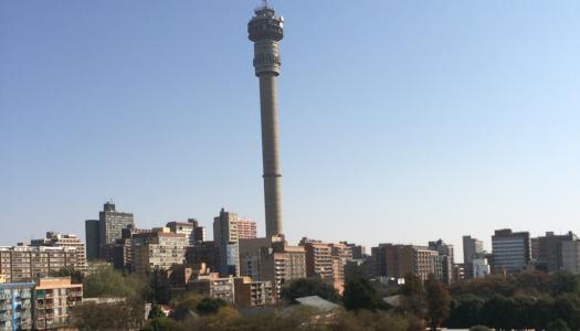 Johannesburg – Kontraste