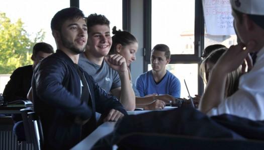 Startwoche 2015: Ran an die Fallstudie