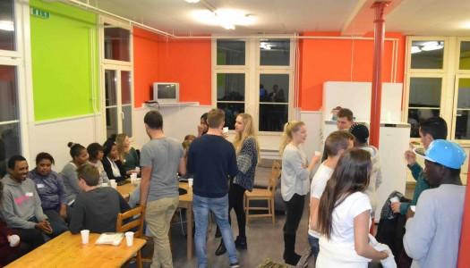 Wenn alles zurückgelassen wurde – Dinner with Refugees