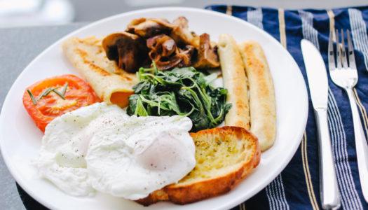 Frühstück mit Professoren
