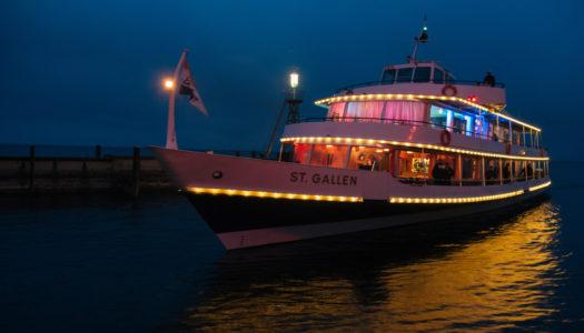 Bootsparty auf dem Bodensee – Hoffentlich nächstes Jahr wieder