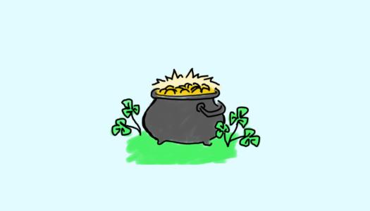 Ein Topf voll Gold
